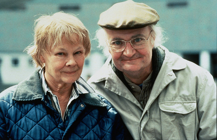 Junto al actor Jim Broadbent. Foto: Touchstone Pictures